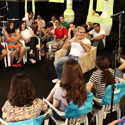 Crescer 2011 (Carlinhos Félix com músicos)