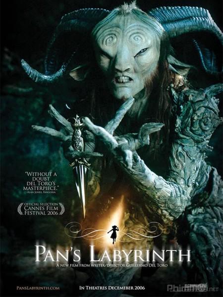 Mê Cung Thần Nông - Pan's Labyrinth 2006
