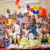 Checkout picture of Kano House of Rep member, Alhassan Ado Daguwa, his 4 wives and 27 children