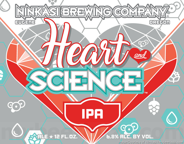Ninkasi Creating New Heart And Science IPA