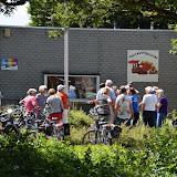 Fietstocht voor senioren vanuit Nieuwe Pekela - Foto's Harry Wolterman en Martje Ritzema