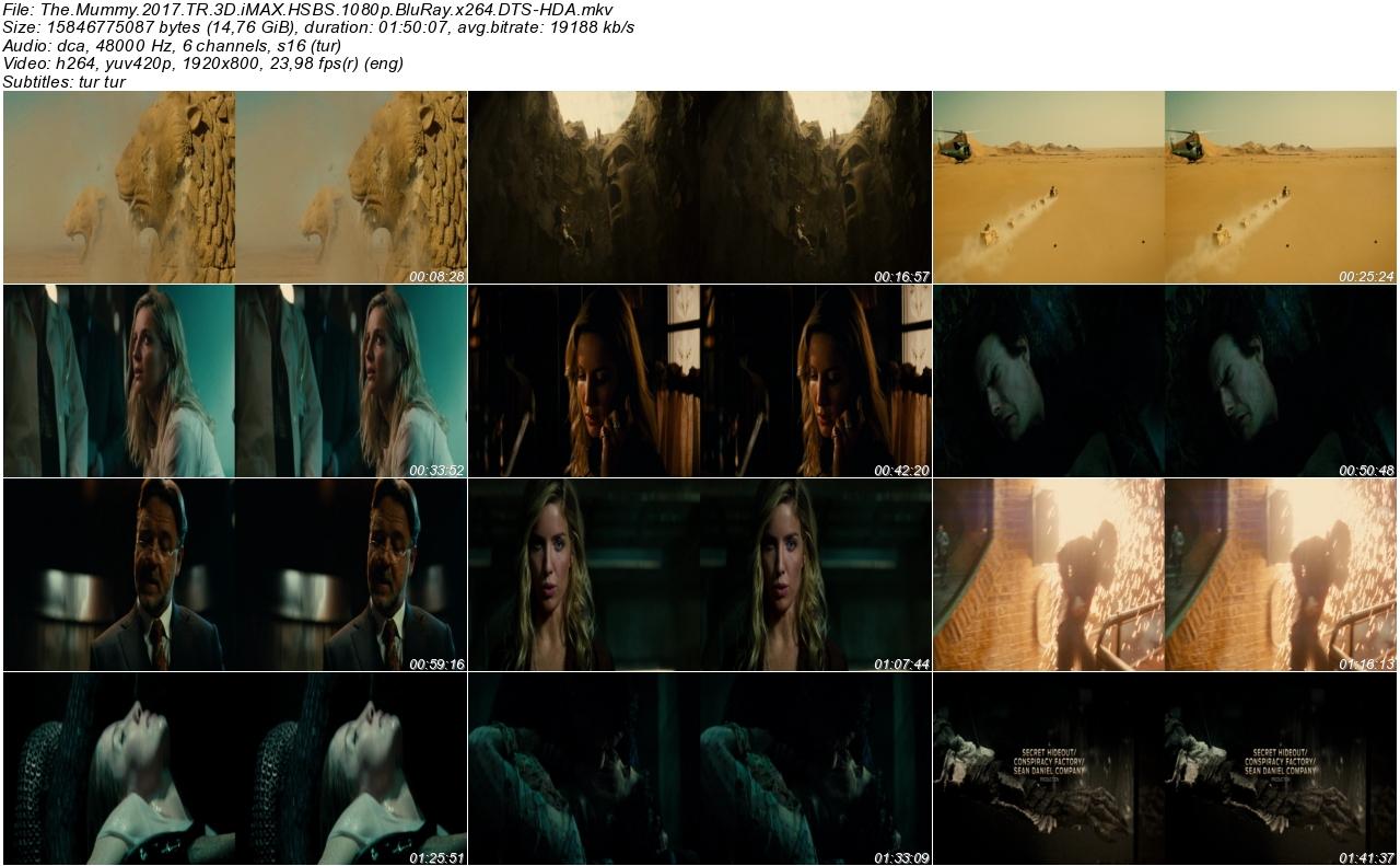 Mumya 2017 - 1080p 720p 480p - Türkçe Dublaj Tek Link indir