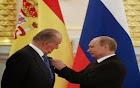 Tây Ban Nha theo bước Hy Lạp làm thân với Nga