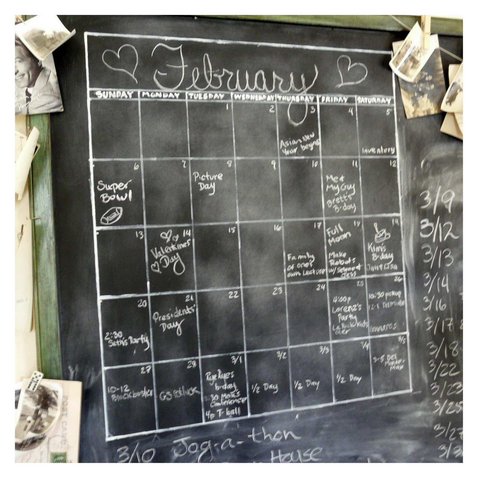These Large School Room Style Chalkboards Seem To Still Be Plentiful In Second Hand Stores And Can Usually Be Picked Up For A Song