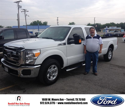 #HappyAnniversary to Mark Taylor on your 2014 #Ford #Super Duty F-250 Srw from Everyone at Randall Noe Ford!.png