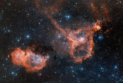IC 1805 e IC 1848