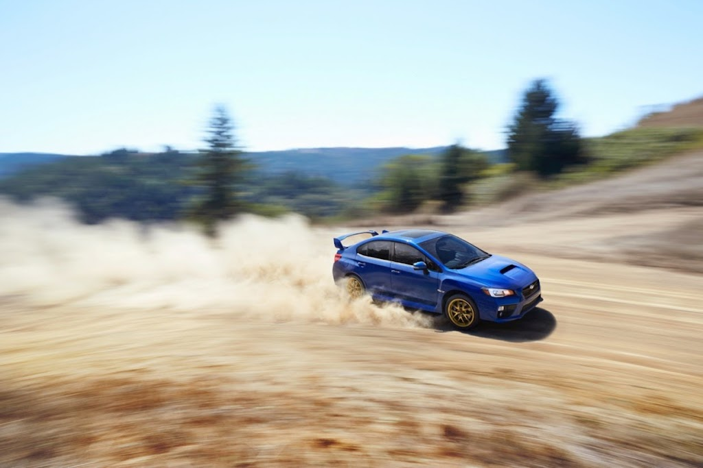 2015 Subaru WRX STI Drift