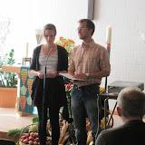 Erntedankgottesdienst 2011 und Dienstjubiläum