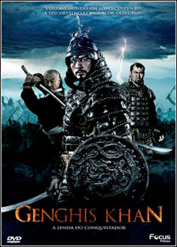 Download Genghis Khan  A Lenda de um Conquistador  AVI Dual Áudio RMVB Dublado