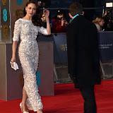 OIC - ENTSIMAGES.COM - Olga Kurylenko at the  EE British Academy Film Awards 2016 Royal Opera House, Covent Garden, London 14th February 2016 (BAFTAs)Photo Mobis Photos/OIC 0203 174 1069