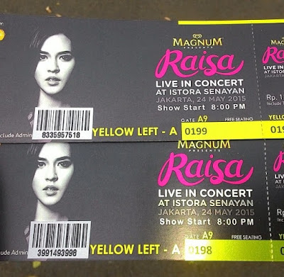 Raisa Live In Concert Istora Senayan