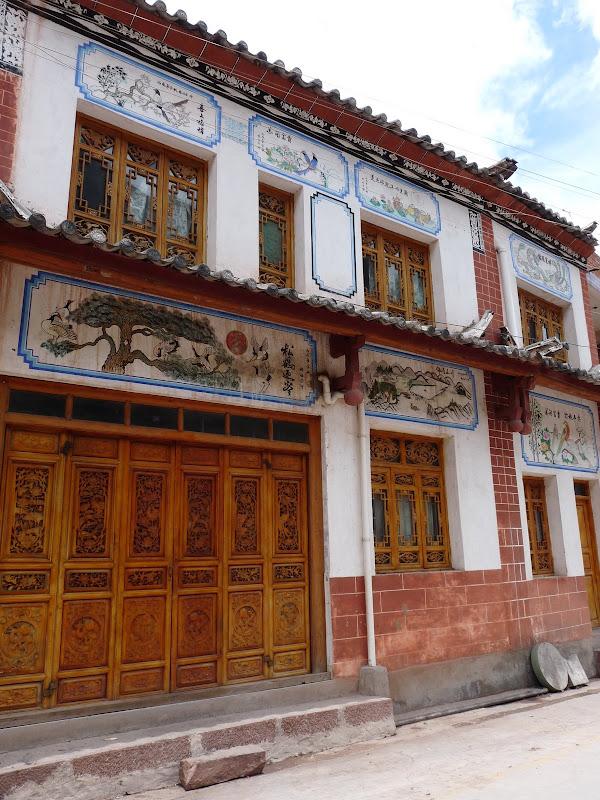 Chine . Yunnan   HEI JING  (ancienne capitale du sel) - P1260534.JPG