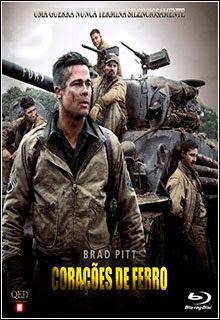 Corações de Ferro (2014) Torrent BRRip Blu-Ray 720p / 1080p 5.1 CH Dual Áudio