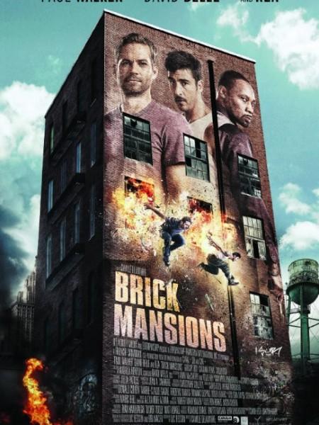 Khu phố bất trị (Khu nguy hiểm) - Brick Mansions 2014