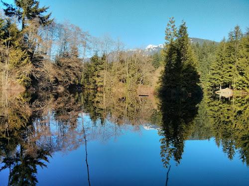 春游 Rice Lake 小湖