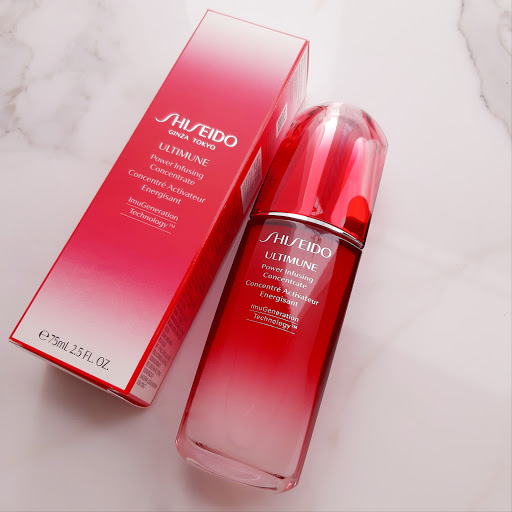 帶埋 SHISEIDO Ultimune Power Infusing Concentrate 去旅行!