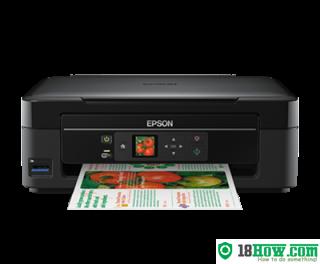 How to Reset Epson ME-570 printer – Reset flashing lights problem