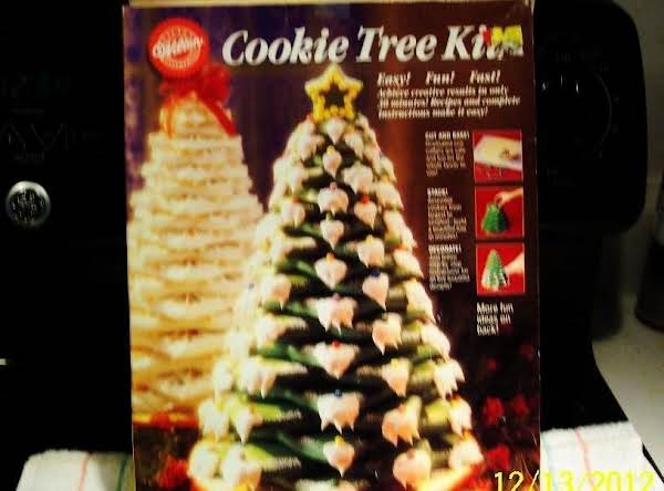 Holiday Cookie Tree Recipe