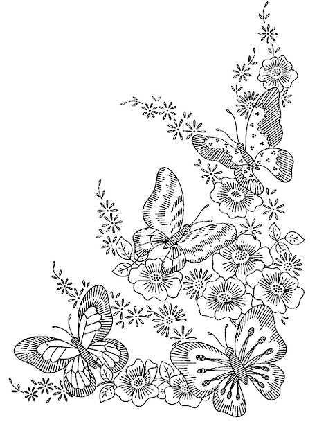 To Print This Free Coloring Page Coloringadultdifficultbutterflies