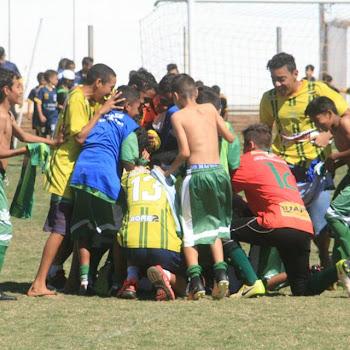 SHALKE CAMPEÃO INVICTO | COPA NOVOS TALENTOS | LUZIÂNIA | 2018 | MIRIM | Créditos: Marco Segundo e Paulo Avelar