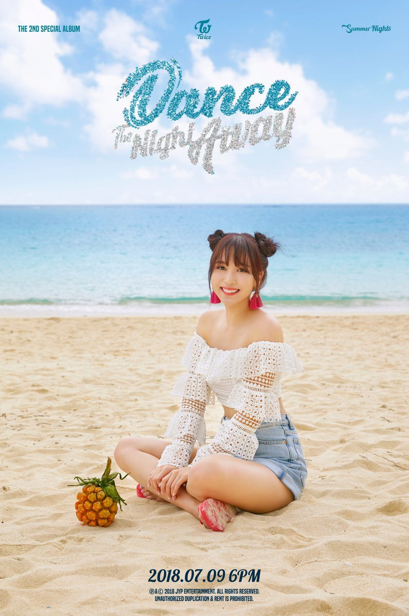 10 Twice Summer Outfits You Can Dance The Night Away In Koreaboo