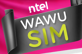 How to Get 500% Data Bonus + Free 10GB Data ~ Ntel Wawu Sim