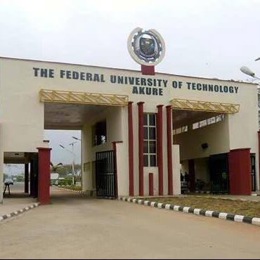 FUTA: List of schools and their department