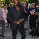 OIC - ENTSIMAGES.COM - David Gyasi at the  The Car Man - VIP night  Sadler's Wells Theatre London 19th July 2015 Photo Mobis Photos/OIC 0203 174 1069