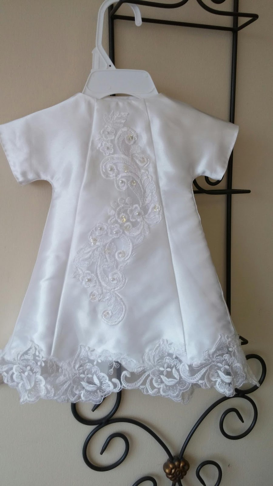 Infant Burial Gowns Made From Wedding Dresses - Wedding Dresses ...