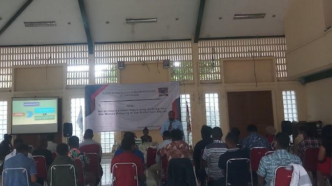 Rapat Kerja Ikatan Mahasiswa Papua Se-Jadetabek Telah Usai Dilaksanakan