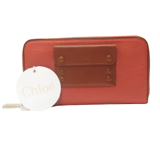 Chloé NEW Leather Wallet