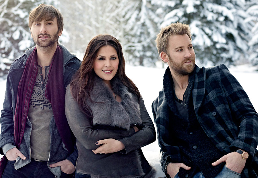 Lady Antebellum - Ill Be Home For Christmas