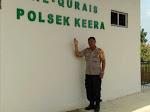 AKP Sayyek Gurais, Dua Kali Menjabat Kapolsek dan Dua Kali Pula Membangun Masjid