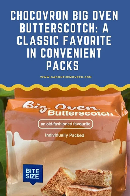 Big Oven butterscotch review