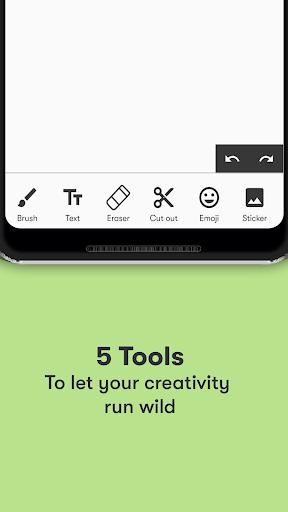 Create Stickers for WhatsApp 1.6.0 screenshots 1