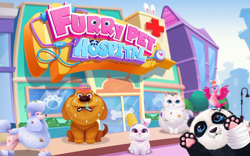 Furry Pet Hospital 1.0 screenshots 1