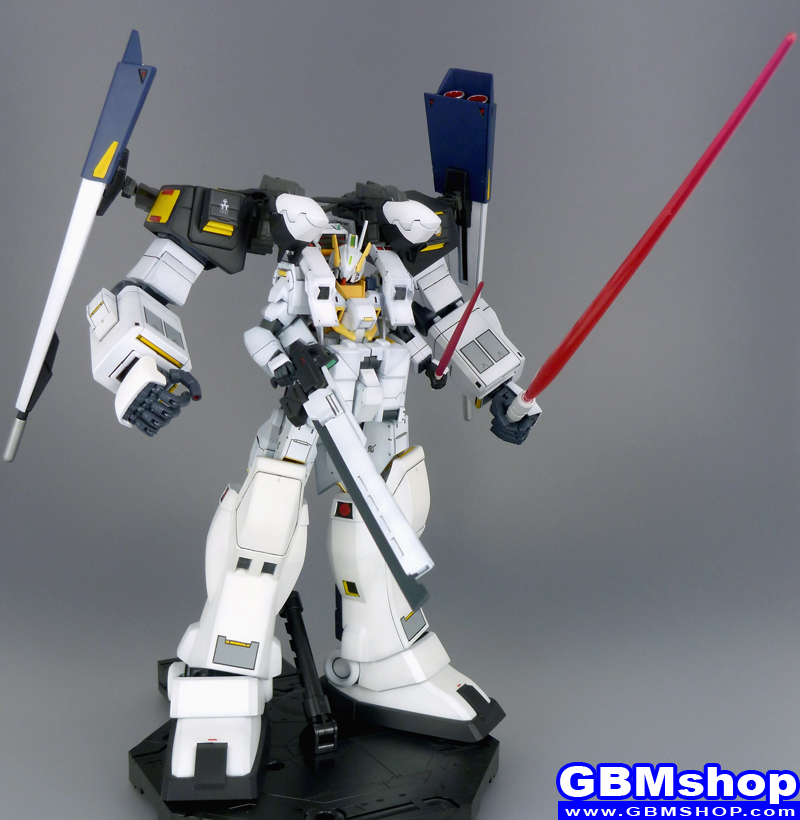 RX-121-2 Gundam TR-1 (Hazel Owsla) Gigantic Form โดย lorn_13