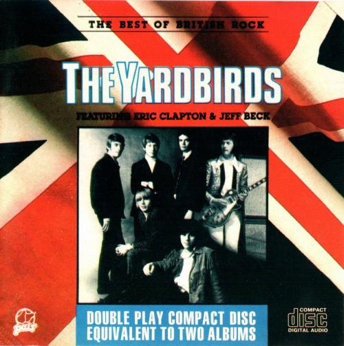 Yardbirds - The Best of British Rock (1987)