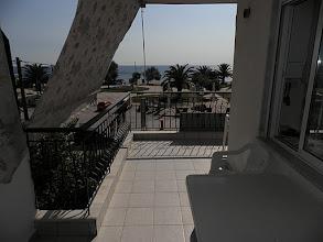 Photo: Μέρος του μπαλκονιού στο διαμέρισμα Νο 28-Part of balcony in apartment No 28