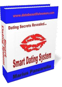 Cover of Marius Panzarella's Book The Smart Dating System