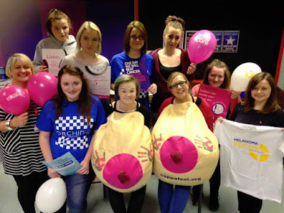 Students to tackle risk of cancer