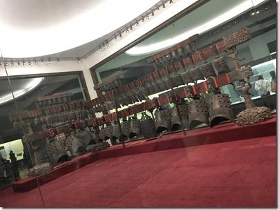 Bianzhong of Marquis Yi of Zeng (Zenghouyi Bells) 曾侯乙編鐘 at Hubei Provincial Museum 湖北省博物館, Wuhan 武漢