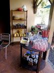 Dettaglio Cucina e Sala da Pranzo
