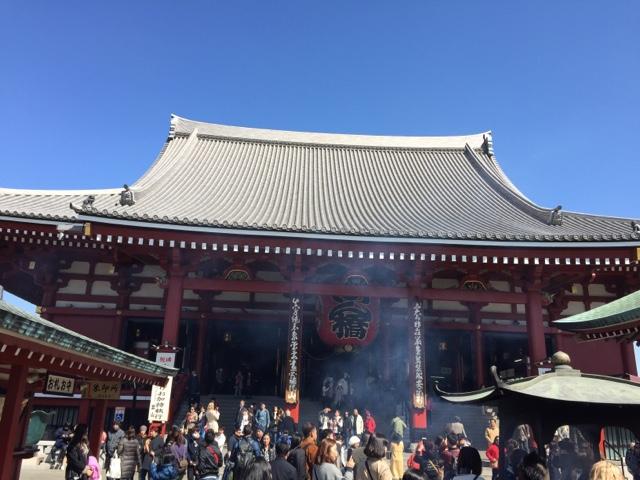 Sensoji Temple Asakusa