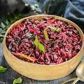 South Indian Beetroot Poriyal Recipe