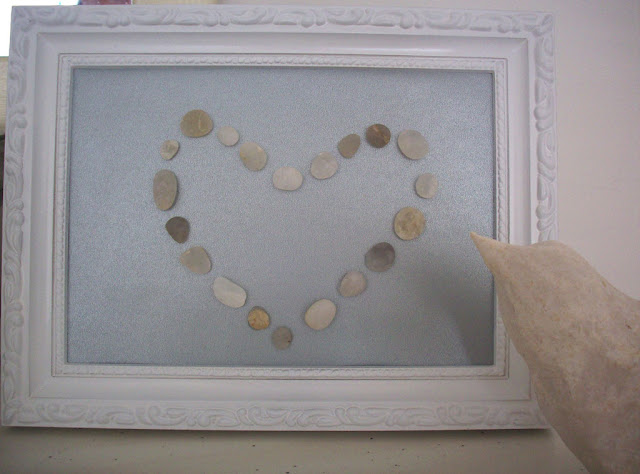 rocks art frame nature