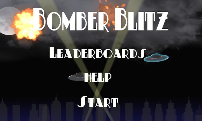 Bomber Blitz - screenshot