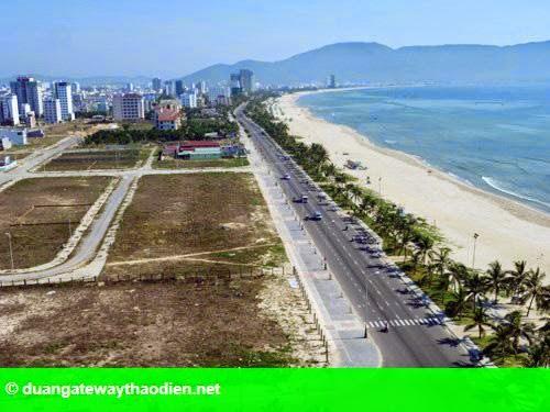 Hình 1: Giá đất Đà Nẵng tăng mạnh nhất cả nước