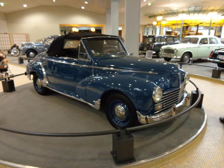 Musée de l'aventure Peugeot à Sochaux DSC01326