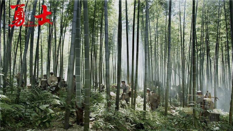 The Warriors China Movie